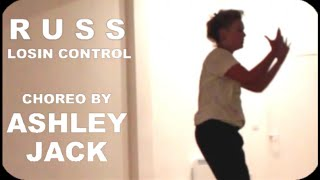 Russ – Losin Control // Ashley Jack Choreography // TNT class