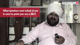 Mohammad Sadiq - Born Muslim, brought up a Sikh