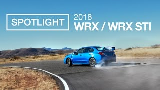 The New 2018 Subaru WRX and WRX STI | Spotlight