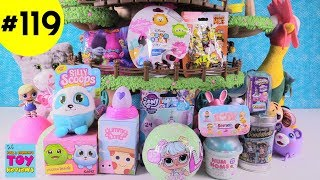 Blind Bag Treehouse # 119 Unboxing Disney Baby Secrets LOL Surprise Trolls | PSToyReviews