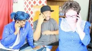 Starrkeisha VS Ms. Granny (Rap Battle) @TheKingOfWeird