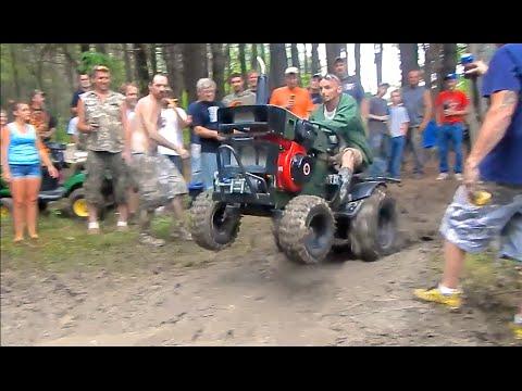 Mower Mud Runs 2014 Cony Roaders