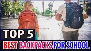 Best Backpack For School || Best Backpack For High School