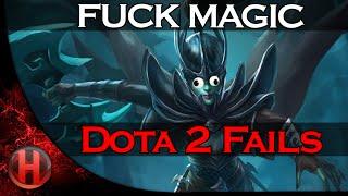 Dota 2 Fails - F*CK MAGIC!