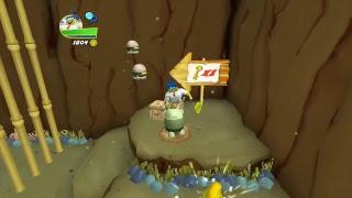 SpongeBob HeroPants Gameplay Walkthrough - PART 2 - Sandy, Plankton & Ethan!