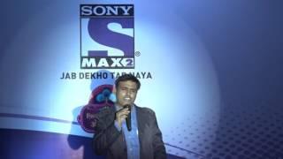 Anchor, RJ - Tarun Vyas Profile Glimpse - Sony max 2 Family no.1 show
