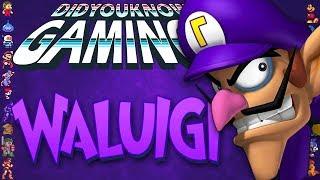 Waluigi - Did You Know Gaming? Feat. Lucahjin