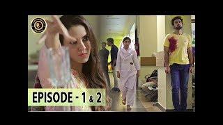 Aisi Hai Tanhai Ep 1 & 2 - Nadia Khan - Sami Khan