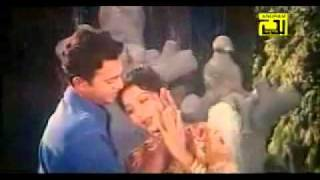 BANGLA MOVIE SONG-HOT SHABNUR AND RIAZ.mp4 - Video Way.flv
