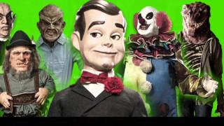 Goosebumps tribute (Break the rules)