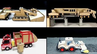 4 Amazing Creation You Can Do At Home - DIY Remote Control RC Toys