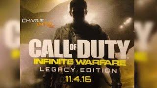 COD 2016 Infinite Warfare Includes REMASTERED COD 4 Modern Warfare! (Call of Duty 4 Remastered 2016)