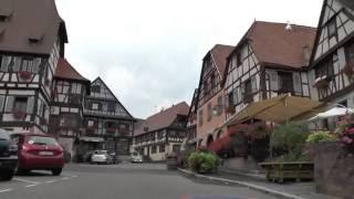 DAMBACH LA VILLE  - Route des Vins d'Alsace