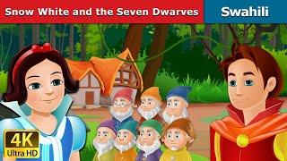 Snow White and the Seven Dwarfs in Swahili | Hadithi za Kiswahili | Swahili Fairy Tales