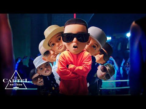 Daddy Yankee Que Tire Pa Lante Video Oficial