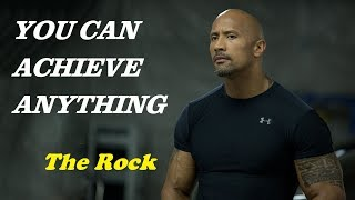 Learn English with Action Movie Star The Rock - Inspirational Speech - English Subtitles