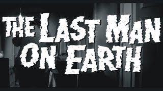 The Last Man On Earth - horror movie (1964) starring Vincent Price
