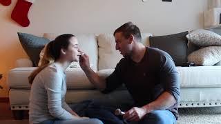 Boyfriend Does My Makeup (Clip 1)