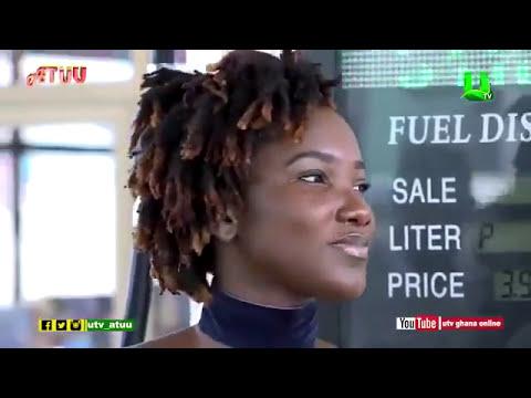 Xxx Mp4 Abeiku Santana Interviews Ebony On UTV 3gp Sex