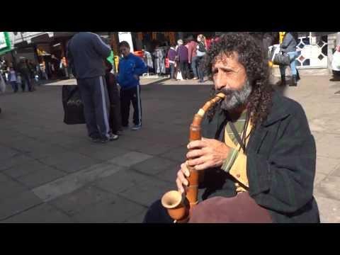 iVLog - Artista de rua dá um show em Canoas / RS - O nome dele é Sol