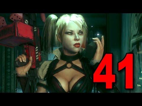 Batman: Arkham Knight - Part 41 - SHE'S SO SEXY!! (Playstation 4 Gameplay)