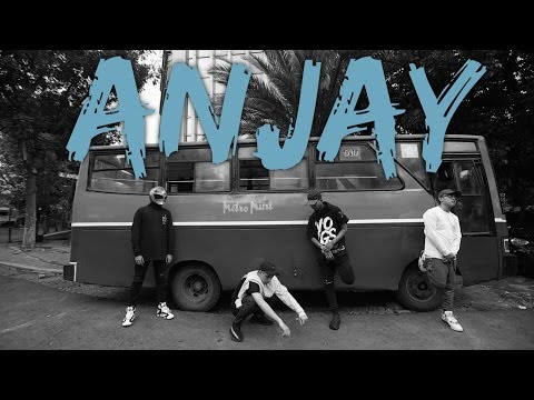 KEMAL PALEVI - Anjayyyyyy ft. YOUNG LEX, MACK G, ROBERT WYNAND