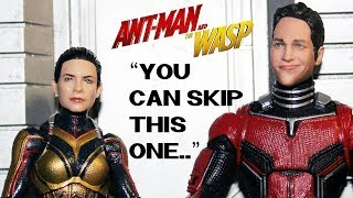 """""""You can skip this one"""": Ant-Man and The Wasp Review - Movie Podcast"""