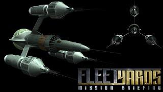 Liberator (Blake's 7) - Fleetyards Mission Briefing