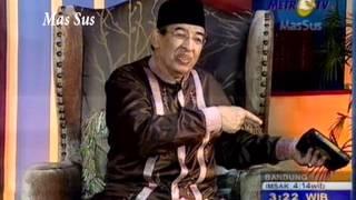 1429H Surat #4 An Nisaa Ayat 105-113 - Tafsir Al Mishbah MetroTV 2008