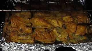 ROAST CHICKEN  RESTAURANT STYLE - Pakistani/Indian Cooking with Atiya