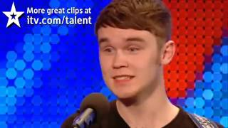 Awesome Guitar Audition! Enjoy it! Britains Got Talent 2012™