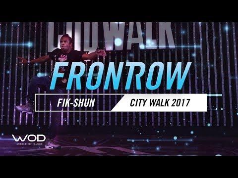 Fik Shun | FrontRow | World of Dance Live 2017 | #WODLive17