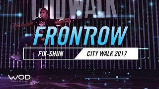 Fik Shun | FrontRow | World of Dance Live 2017 | #WODLive17