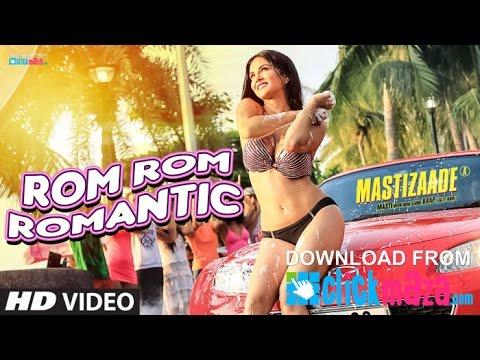 Xxx Mp4 SUNNY LEONE Rom Rom Romantic Song DOWNLOAD LINK HD MP4 MP3 3GP 3gp Sex