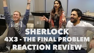 Sherlock - 4x3 The Final Problem - Reaction Review!