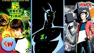 Top 10 Interesting Facts of Ben 10   Explained in Hindi   Cartoon in hindi