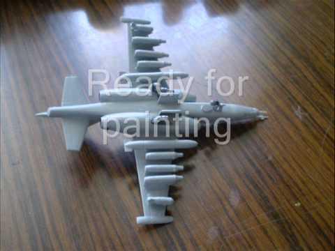 Building Review-Sukhoi Su-25 Frogfoot
