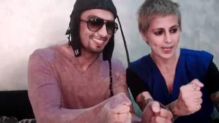 Ranveer Singh Goes Crazy With Sapna Bhavnani!