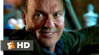 Spider-Man: Homecoming (2017) - The Dad Talk Scene (6/10)   Movieclips