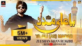 Qasida - Ya Ali Madad - Zeeshan Khan Rokhri - 2017