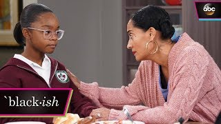 Diane Confronts Her Family - black-ish