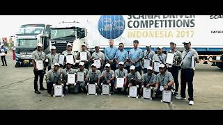 #unitedtractors -  Scania Driver Competitions Indonesia 2017