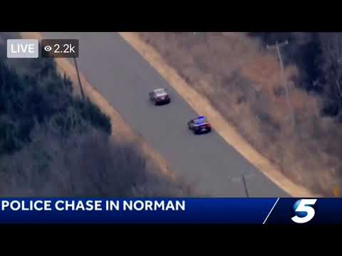 Xxx Mp4 Police Chase In Norman Ok 12 7 Crazy Crash 3gp Sex