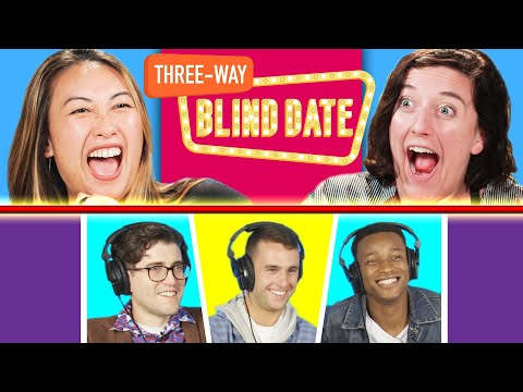 I Pick A Blind Date Based On Their Texts Re uploaded