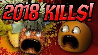 Annoying Orange - 2018 KILLS!