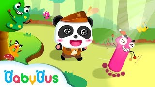 Hidden Numbers | Game Preview | Educational Games for kids | BabyBus