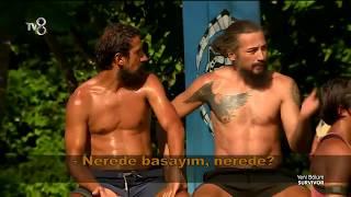 Serhat Akın ve İlhan Mansız arasında tansiyon yükseledi! | 87.Bölüm | Survivor 2017