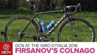 Sergey Firsanov's Colnago V1-R | Giro D'Italia
