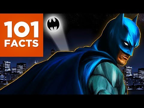 watch 101 Facts About Batman