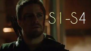 All Arrow Season finale fights